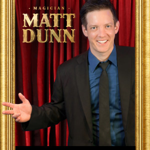 Magician Matt Dunn - Comedy Magician / Corporate Magician in Minneapolis, Minnesota