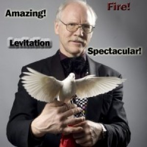 Magician Tom Anderson - Magician / Children's Party Magician in Minneapolis, Minnesota