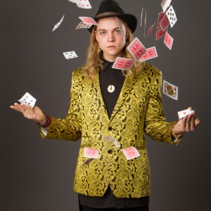 Magnus - Magician in Las Vegas, Nevada