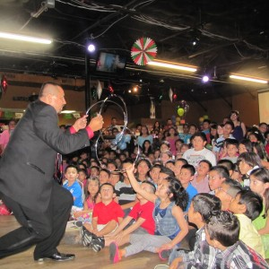 Mago Ali - Illusionist / Halloween Party Entertainment in Garland, Texas