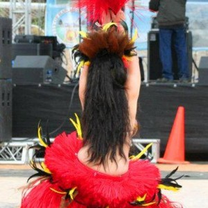 Dancing with Lehua - Hula Dancer in Salt Lake City, Utah