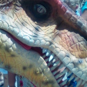 Dino-ROAR! - Interactive Performer / Halloween Party Entertainment in Belpre, Ohio