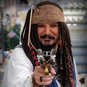 MainDeckProductions-Pirate Entertainment - Children's Party Entertainment / Johnny Depp Impersonator in Easton, Pennsylvania