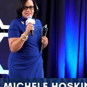 Michele Hoskins - Motivational Speaker in San Antonio, Texas