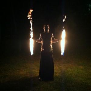 Maiolo Fire - Fire Performer in Seattle, Washington