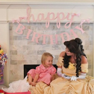 Make Believe Parties - Princess Party in Mobile, Alabama