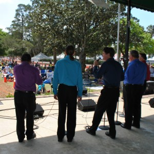 Makeshift - Barbershop Quartet / Singing Group in Winter Park, Florida