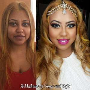 Makeup By Sona and Safa - Makeup Artist in Jackson Heights, New York