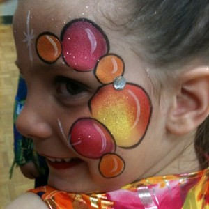 Makin' Faces Face Painting - Face Painter / Henna Tattoo Artist in Guelph, Ontario