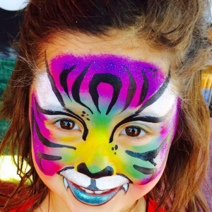 Making Faces and Body Designs - Face Painter in Bellingham, Massachusetts