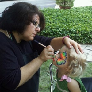 Making Faces Parties - Face Painter / Halloween Party Entertainment in Mount Kisco, New York