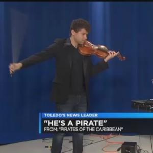 Malik Khalfani - Violinist in Cleveland, Ohio