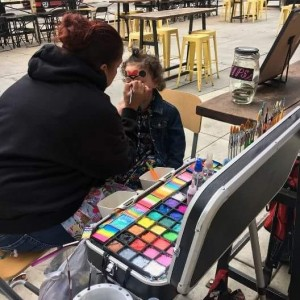 Mama Bear Face Painting and Creations  - Face Painter / College Entertainment in San Jose, California