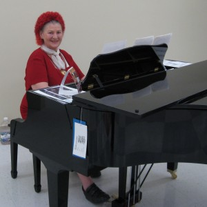 Mama Cordella, Concert Pianist - Classical Pianist in Reno, Nevada