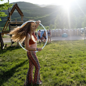 Heather the Hooper - Hoop Dancer in Denver, Colorado