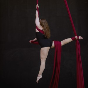 Mani Kashi - Circus Artist - Aerialist in Seattle, Washington