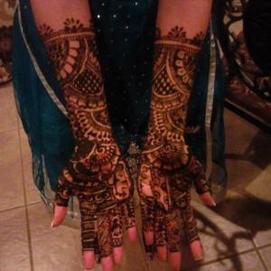 Manjula's Bridal Henna (Henna Party)