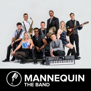 Mannequin - Wedding Band in Denver, Colorado