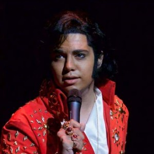 Mansour Spears - Elvis Impersonator in Austin, Texas