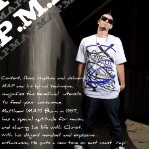 M.a.p. - Hip Hop Group in Keene, New Hampshire