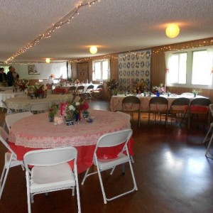 Marblemount Community Hall - Venue in Marblemount, Washington