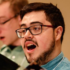 Marc Bernal, Tenor - Classical Singer in Bethlehem, Pennsylvania