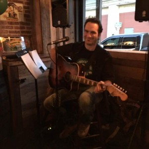 Marc Fox - the human jukebox - Singing Guitarist in Queens, New York