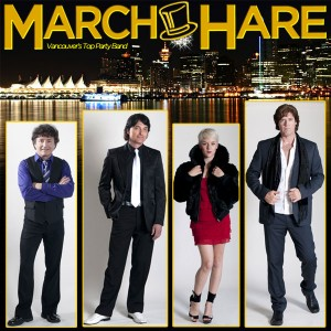 March Hare Band - Rock Band in Vancouver, British Columbia