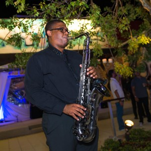 Marck Morgan - Saxophone Player in West Palm Beach, Florida