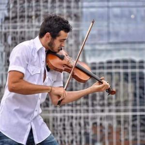 Marcus Garoutte - Violinist in Nashville, Tennessee