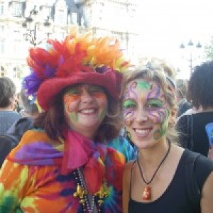 Hire Mardi Gras Face And Body Painting Body Painter In New Orleans