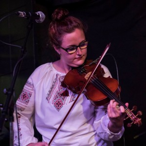 Maria Cherwick Fiddles - Fiddler in St. John's, Newfoundland