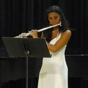 Maria Del Valle - Flute Player in New York City, New York