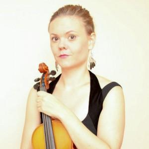 Maria Nicholas, Violinist