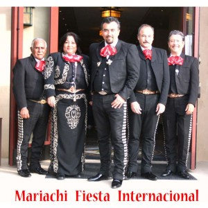 Mariachi Fiesta Internacional - Party Band in Wildomar, California
