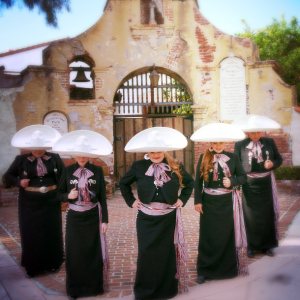 Mariachi Lindas Mexicanas - Mariachi Band / Bolero Band in Los Angeles, California