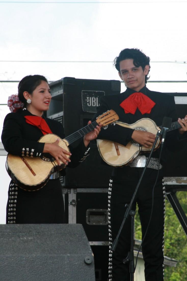 Mariachi Los Conquistadores Mariachi Band In San Antonio Texas