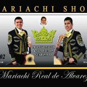 Mariachi Real de Alvarez - Mariachi Band in Fort Worth, Texas