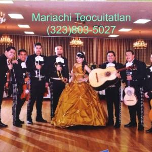 Hire Mariachi Teocuitatlan