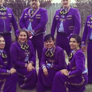 Mariachi Tesoro de Rebecca Gonzales - Mariachi Band in Los Angeles, California