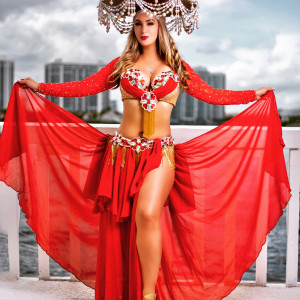 Mariana Oriental Dancer and Entertainer - Belly Dancer in Miami, Florida