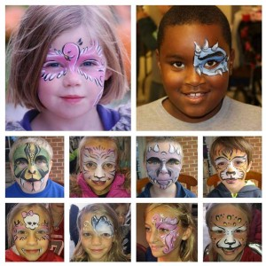 Maria's Face Painting - Face Painter / Outdoor Party Entertainment in Hardy, Virginia