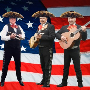Mariachi Trio De America - Mariachi Band / Spanish Entertainment in Modesto, California
