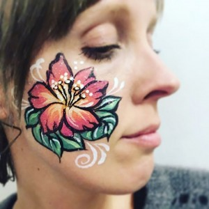 Marie-Helene Babin Face Painting - Face Painter / Body Painter in Vancouver, British Columbia