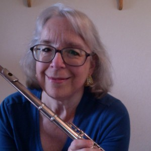 Marie Buckner - Flute Player in Silverdale, Washington