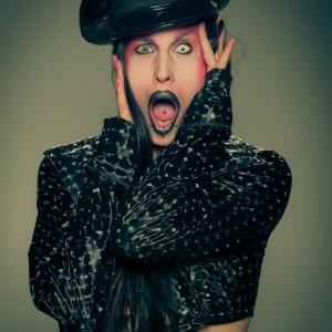 Marilyn Manson Impersonator