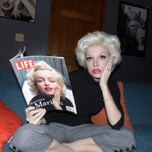 Marilyn Monroe Artist; Pamela Jean - Marilyn Monroe Impersonator / Tribute Artist in Dayton, Ohio