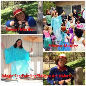Birthday FUN with Miss Marilyn - Children's Party Entertainment in Roseville, California