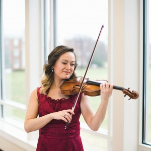 Marina Konishi Comfort - Violinist in Louisville, Kentucky