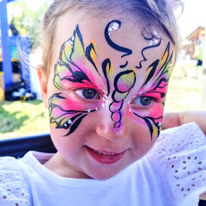 Mariposa Face and Body Art - Body Painter in Seattle, Washington